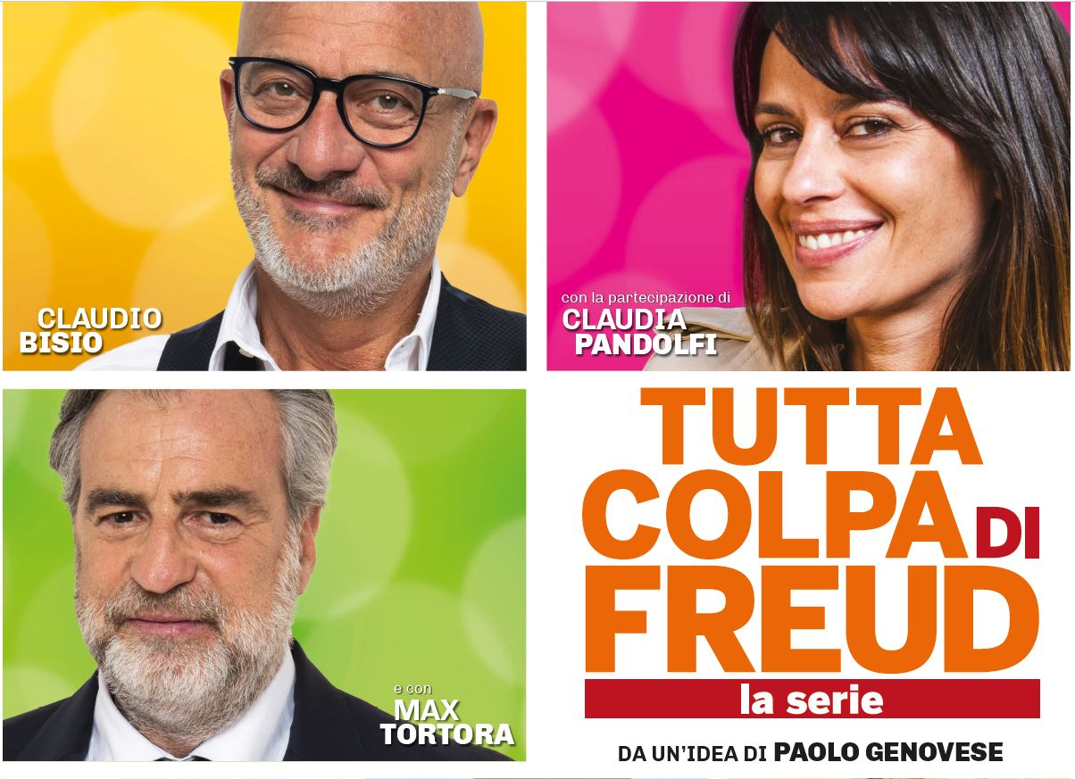 Tutta colpa di Freud serie tv Prime Video