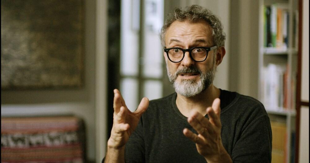Wasted contro il cibo sprecato Massimo Bottura