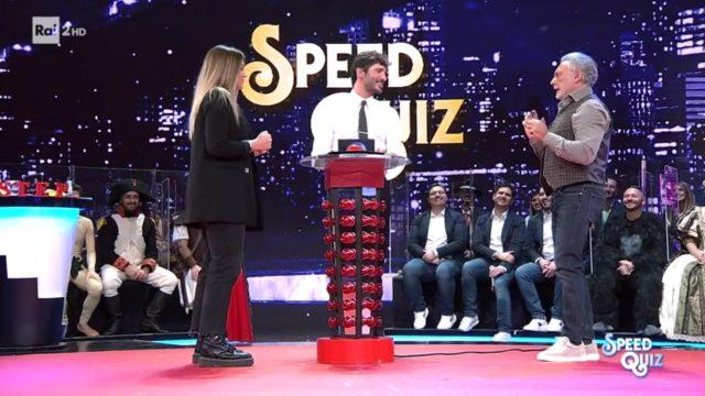 stasera tutto è possibile 9 febbraio speed quiz
