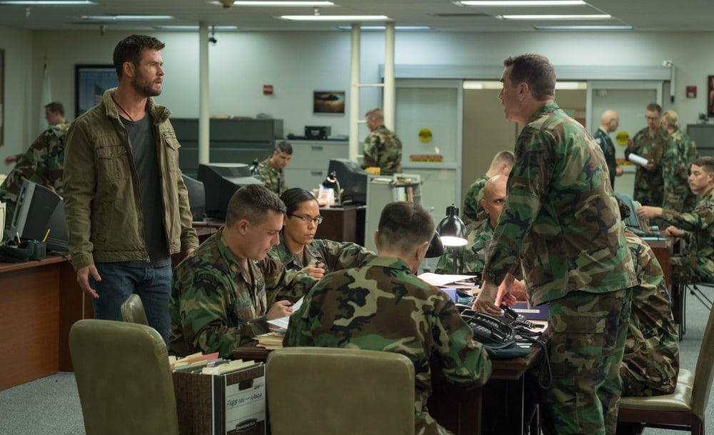 12 Soldiers film attori