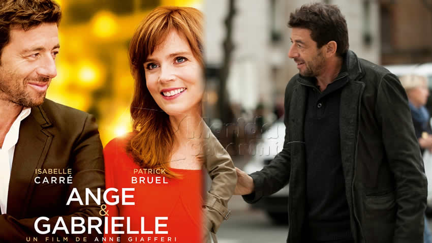 Ange e Gabrielle Amore a sorpresa film La5