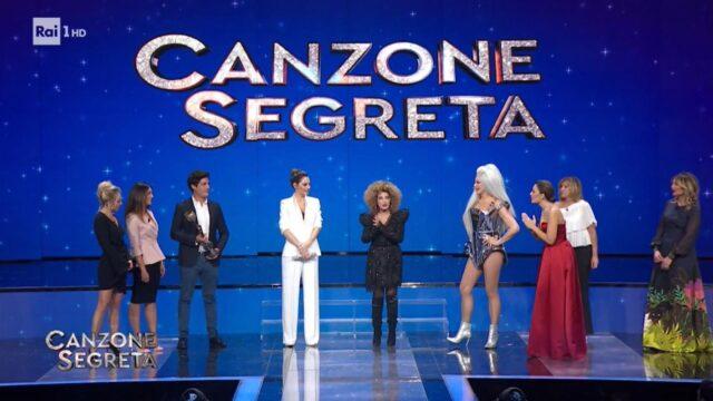 Canzone Segreta ospiti Bella