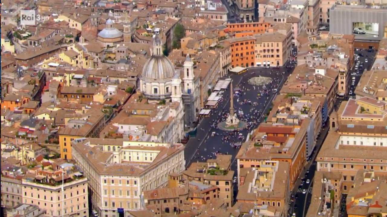 Città Segrete 2021 Roma