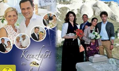 Crociere di nozze Turchia film Rai Premium