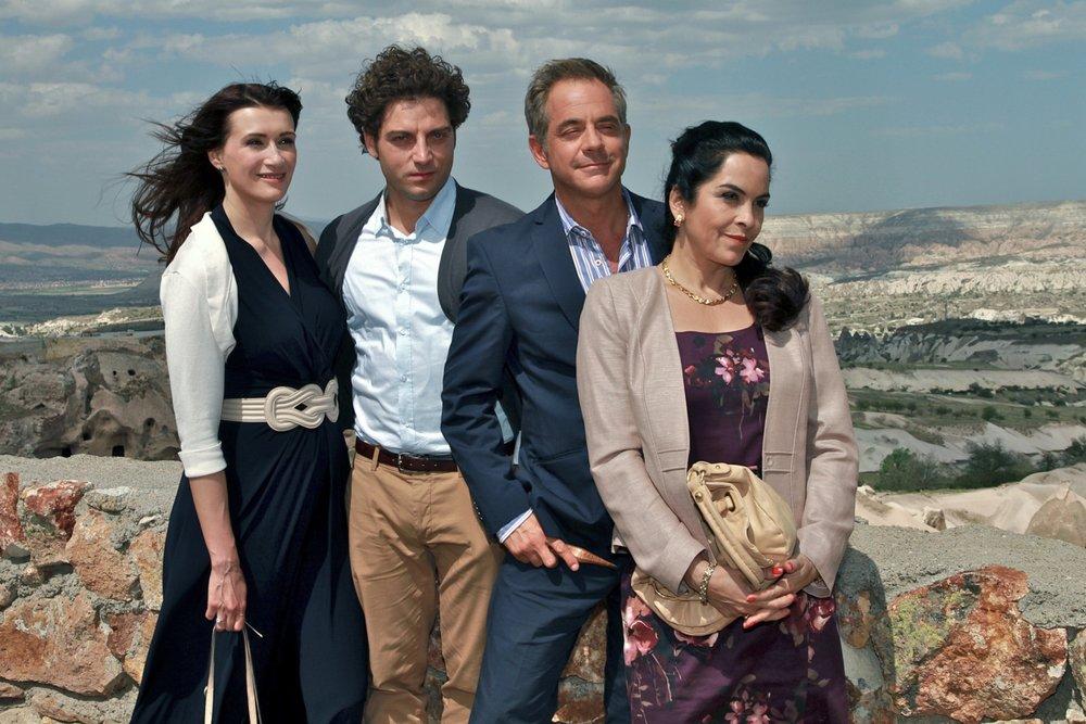 Crociere di nozze Turchia film attori