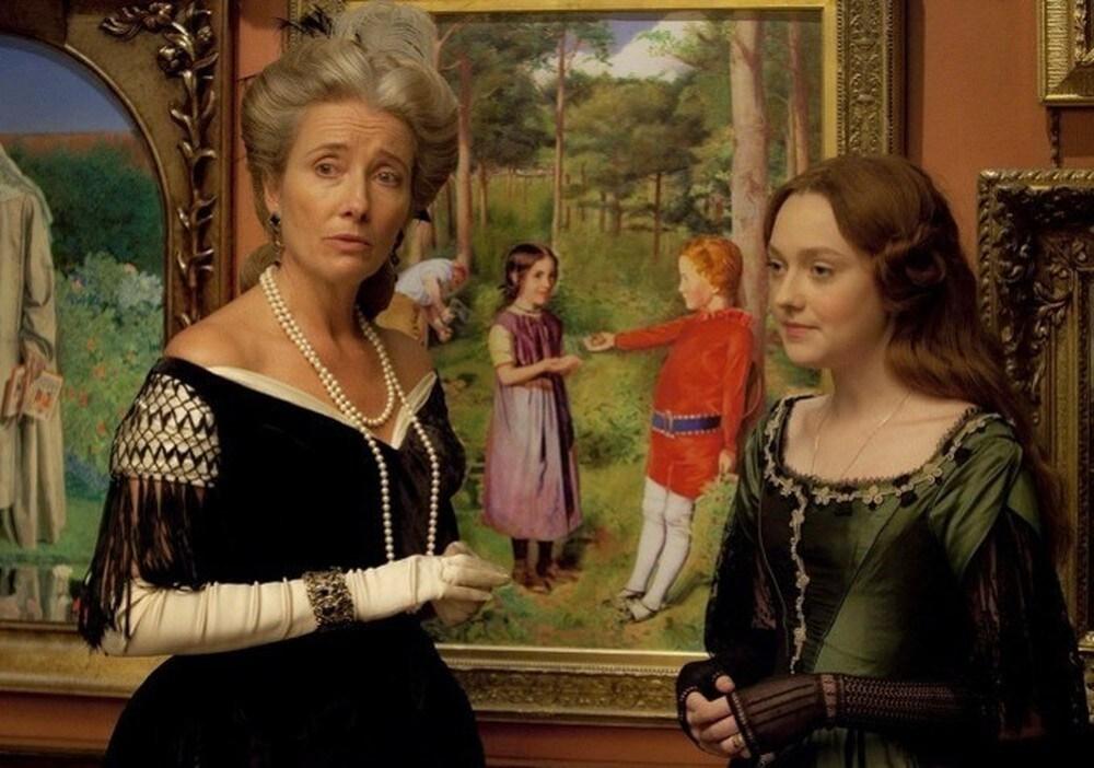 Effie Gray Storia di uno scandalo film finale