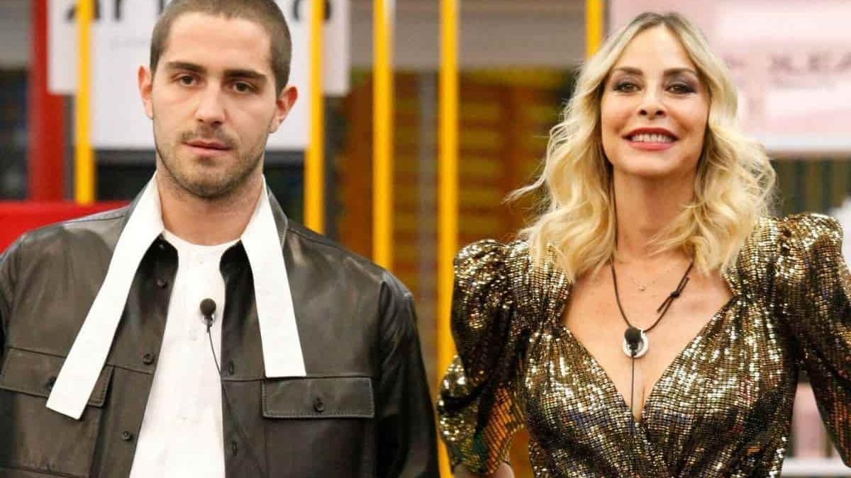 GF Vip 5 Tommaso Zorzi e Stefania Orlando