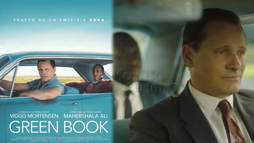 Green Book film Rai 1