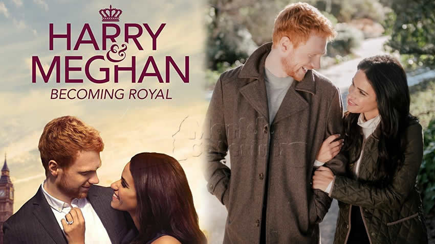 Harry e Meghan La nuova famiglia film Tv8
