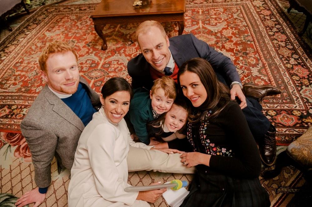 Harry e Meghan La nuova famiglia film attori