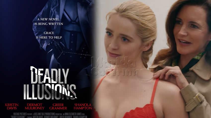 Illusioni mortali film Netflix
