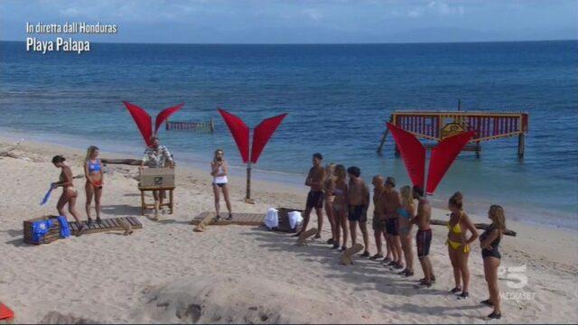 Isola dei Famosi 2021 diretta 29 marzo prova ricompensa
