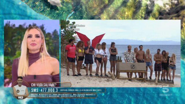 Isola dei Famosi 2021 diretta 29 marzo tre nominati