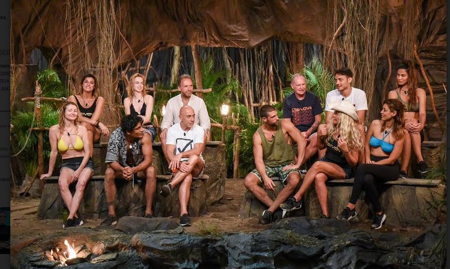 Isola dei famosi 2021 puntata 18 marzo