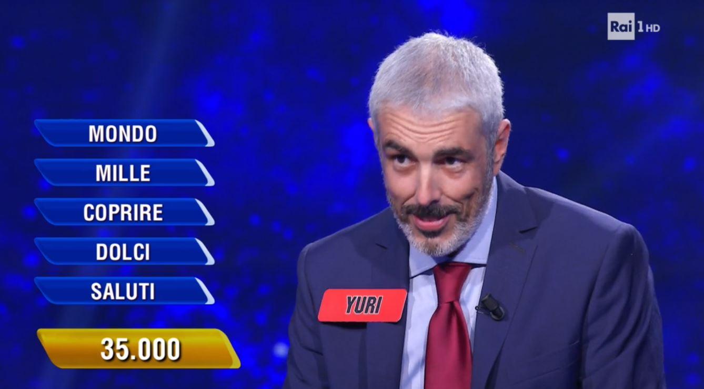 L'Eredità Yuri da Roma quanto ha vinto