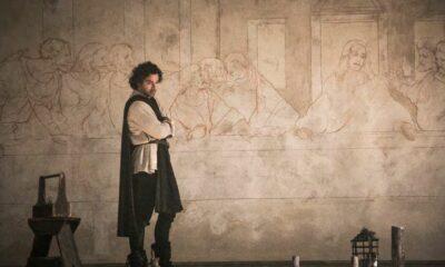 Leonardo serie tv Rai 1