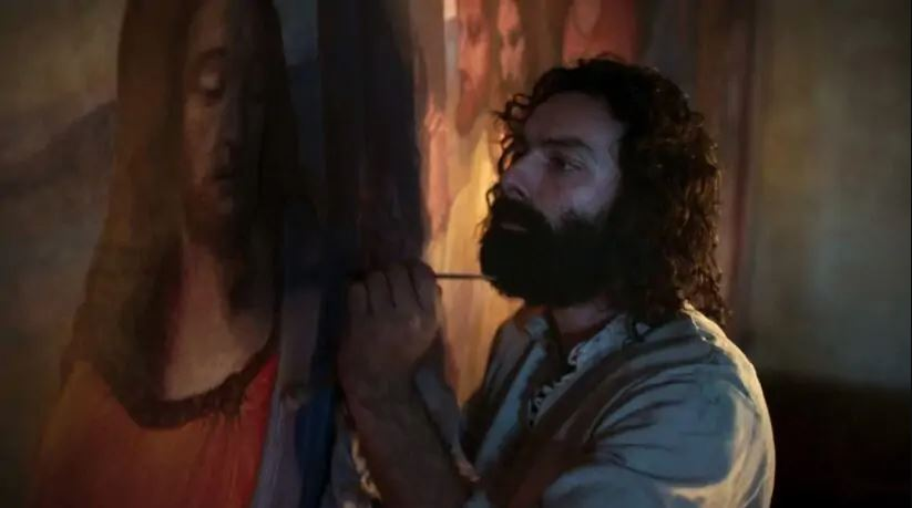 Leonardo serie tv finale