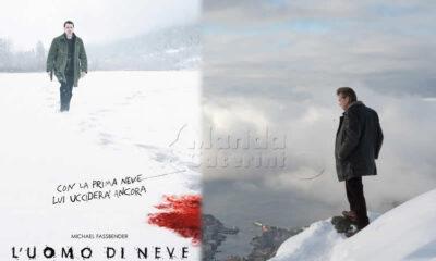 L'uomo di neve film Canale 5