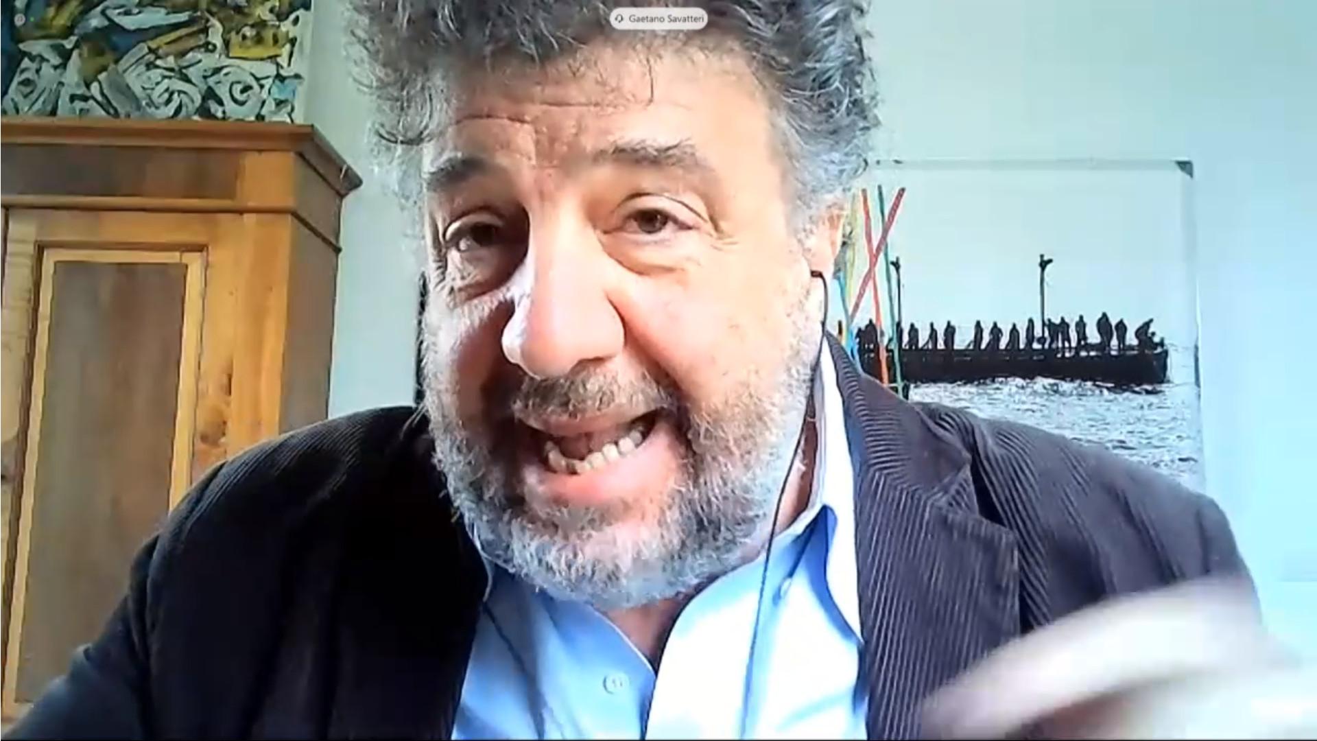 Makari conferenza stampa