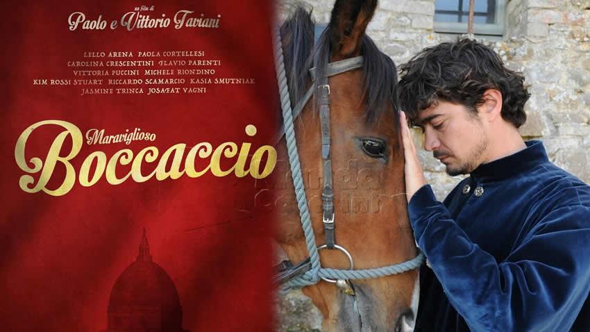 Maraviglioso Boccaccio film Rai Movie