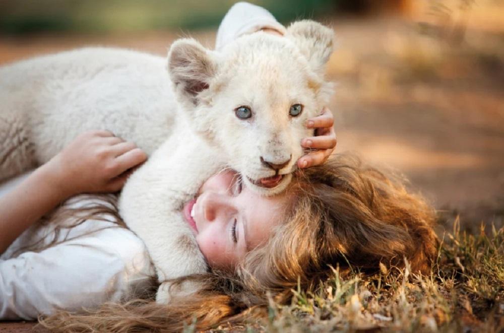 Mia e il leone bianco Rai 1
