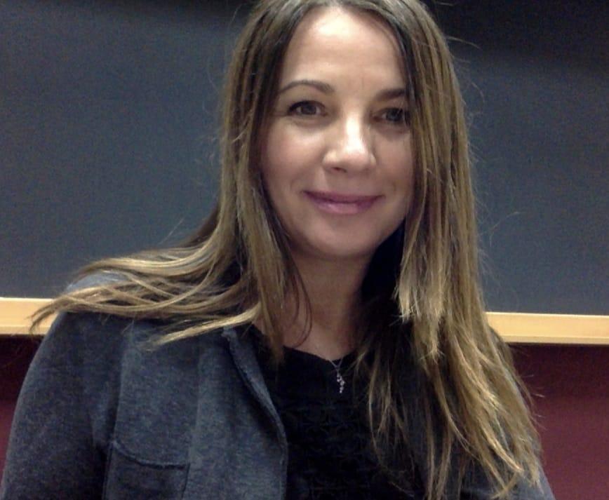 Mihaela Gavrila docente sapienza
