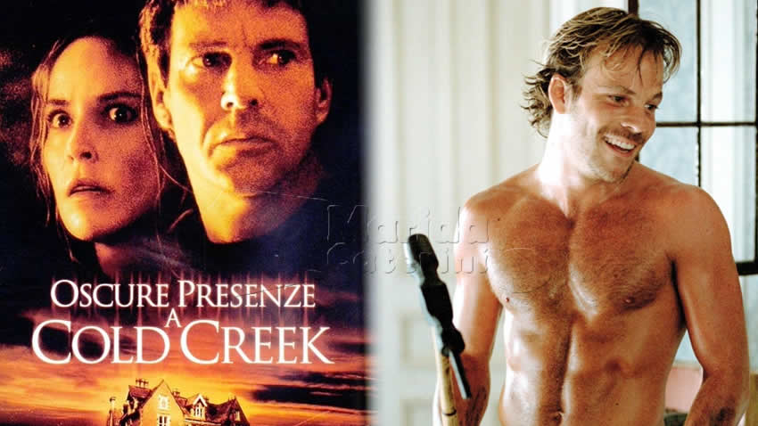 Oscure presenze a Cold Creek film Rai 4