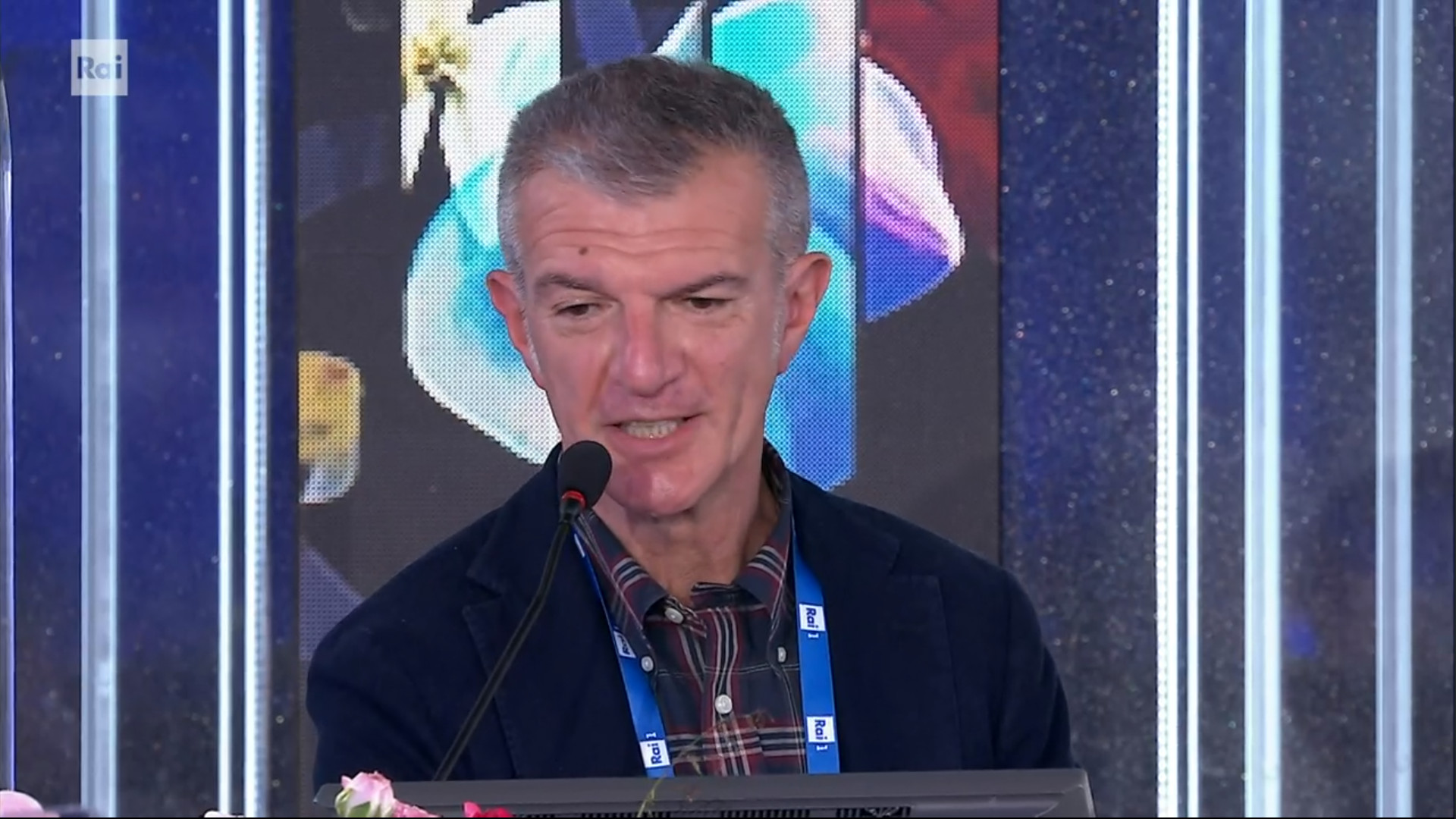 Sanremo 2021 conferenza stampa 1 marzo