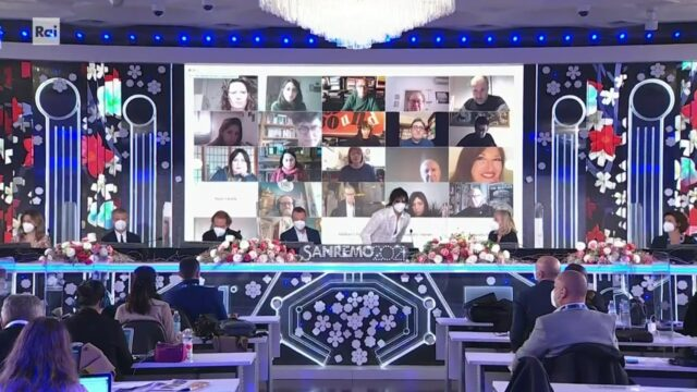 Sanremo 2021 conferenza stampa 6 marzo domande