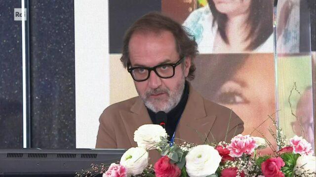 Sanremo 2021 conferenza stampa 7 marzo Coletta