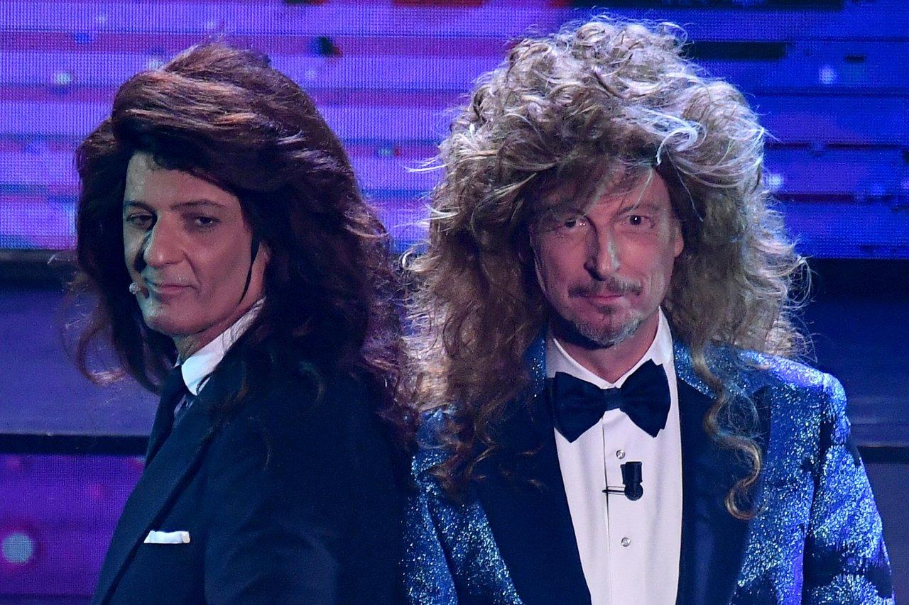 Sanremo 2021 recensione quarta serata Amadeo Squillo Rosario Salerno