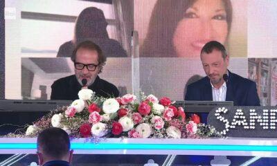 Sanremo Ama ter Coletta Amadeus