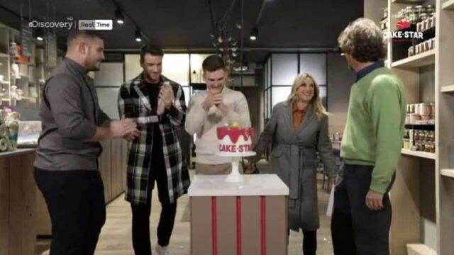 Settima puntata Cake Star Fondente