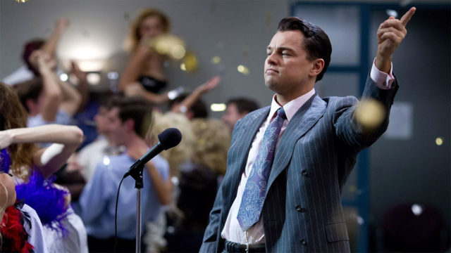 Stasera in tv 2 marzo The Wolf of Wall Street