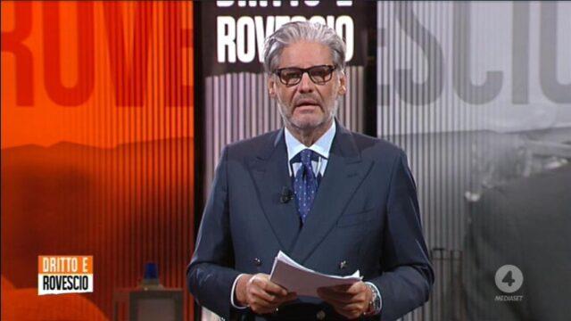 Stasera in tv 4 marzo 2021 Paolo Del Debbio