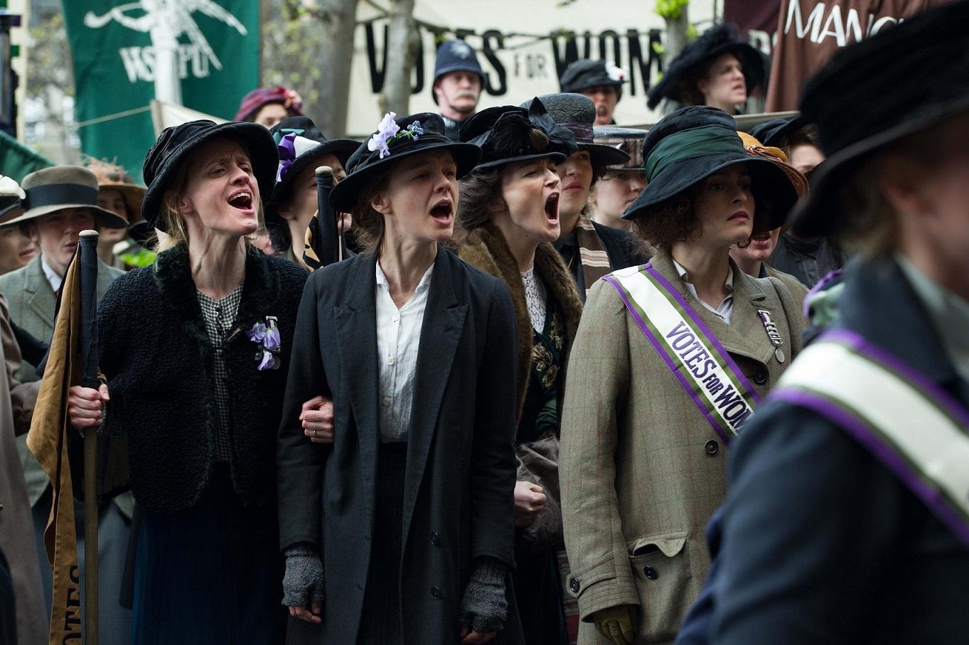 Suffragette Rai 2