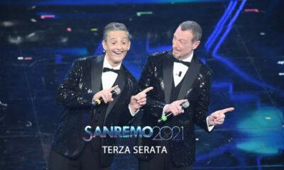 Terza serata Sanremo 2021 diretta