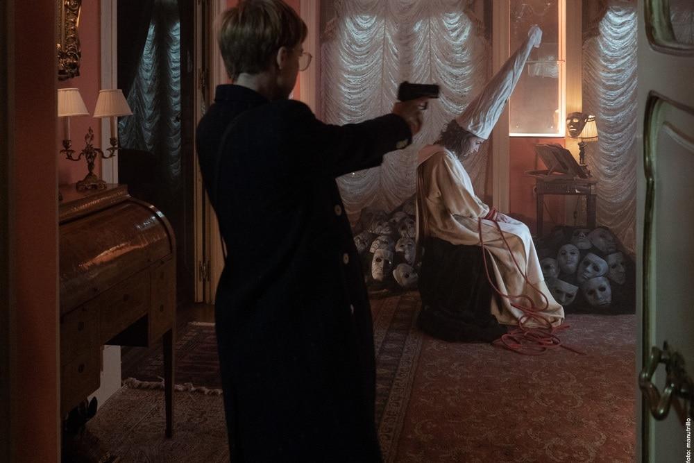 The Goya Murders L'arte di uccidere film finale