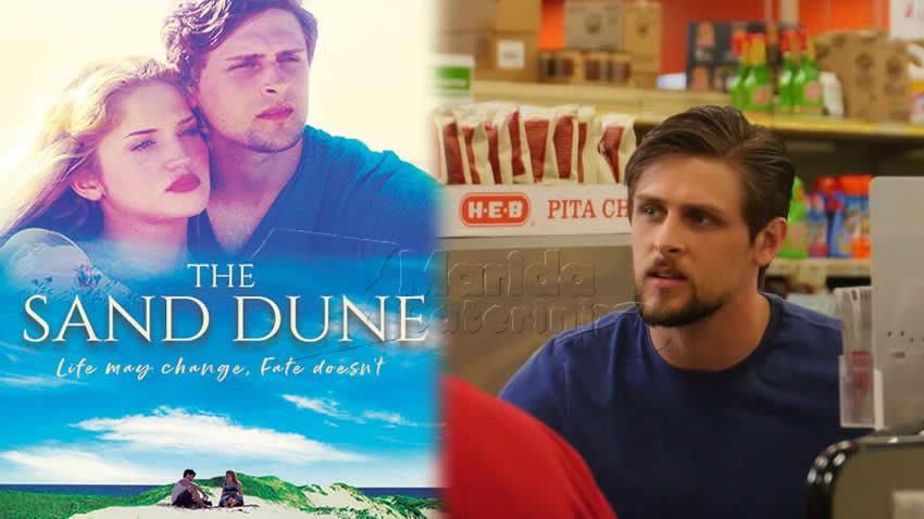 The Sand Dune film Tv8