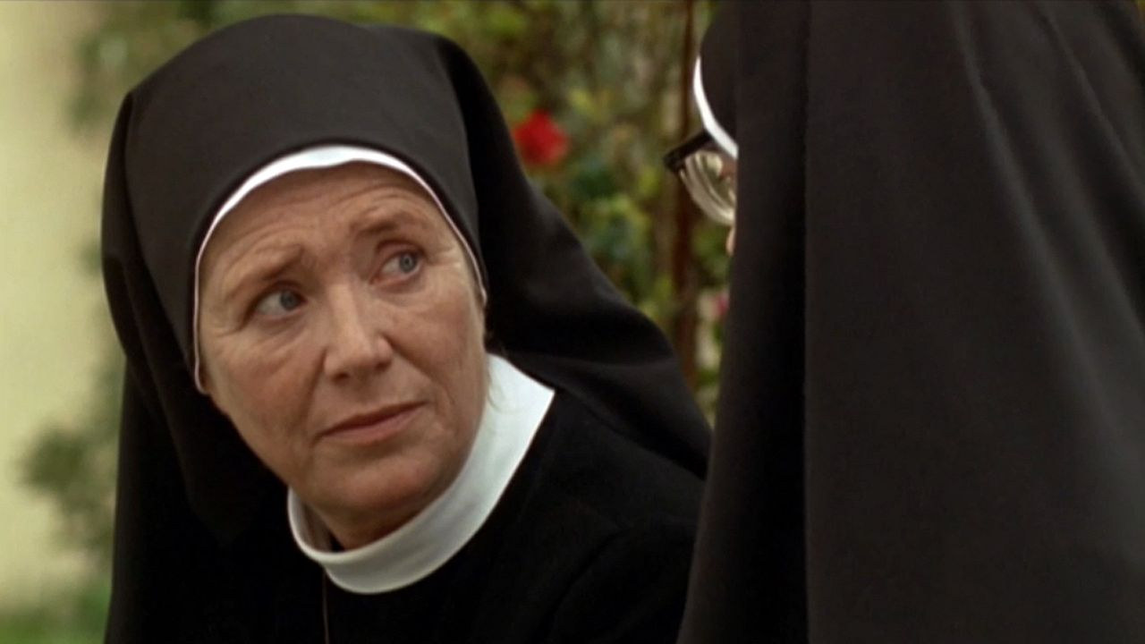 Un ciclone in convento finale