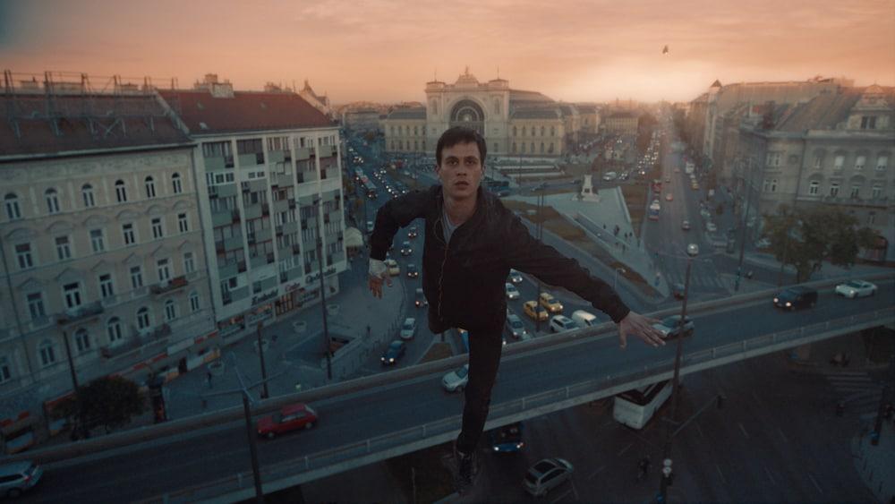 Una luna chiamata Europa film dove è girato