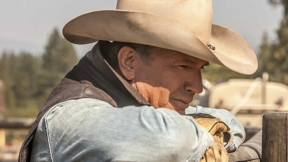 Yellowstone serie tv Paramount Network