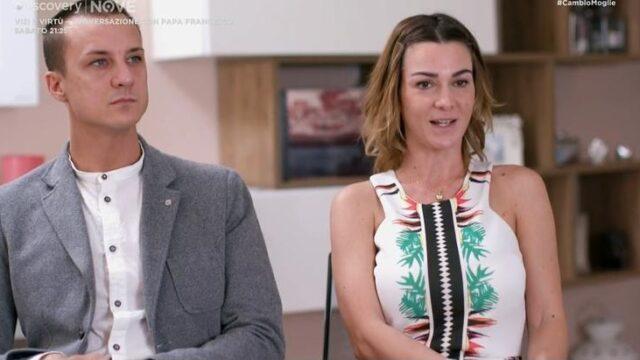 cambio moglie 2 sesta puntata Dal Bello