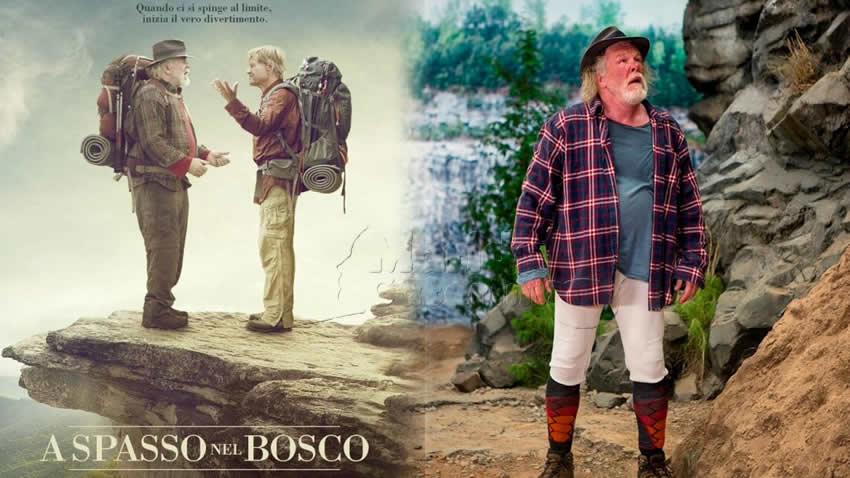 A spasso nel bosco film Rai Movie