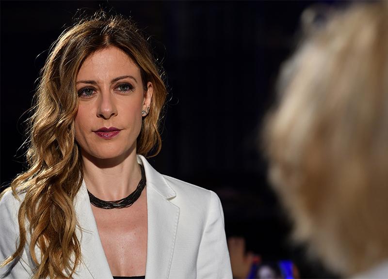 Belve Rai 2 Francesca Fagnani