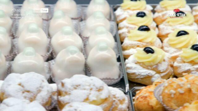 Cake Star 2 aprile dolci napoletani