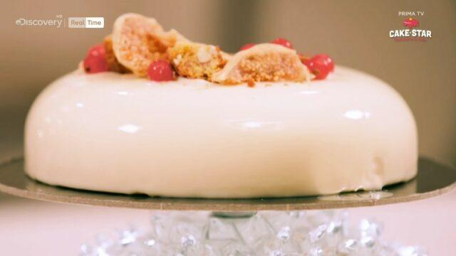 Cake Star 9 aprile Pezzo forte Vella