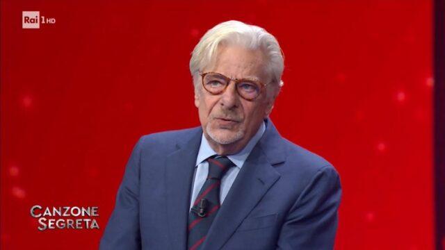 Canzone segreta 16 aprile Giancarlo Giannini