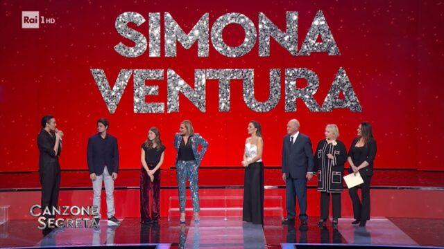 Canzone Simona Ventura