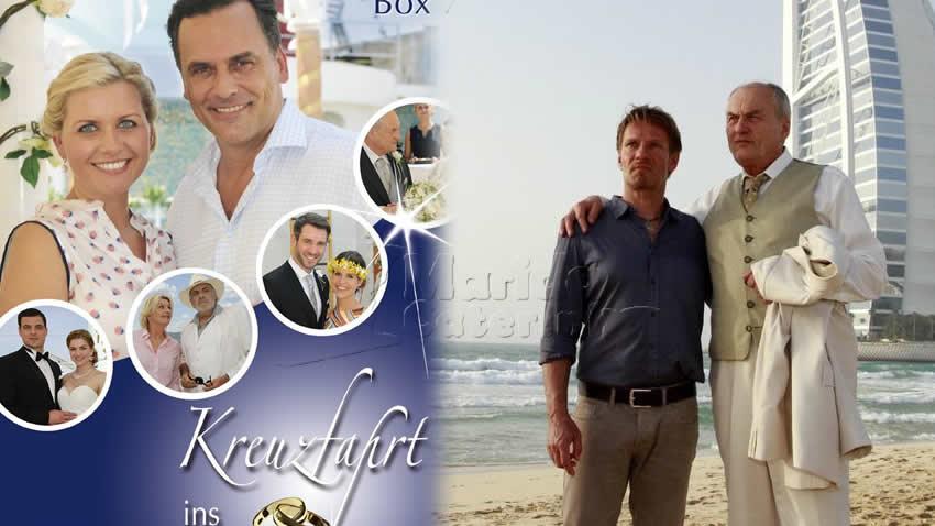 Crociere di nozze Dubai film Rai Premium